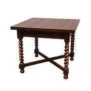 ドローリーフテーブル ツイストレッグタイプ 4本脚