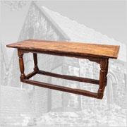 Refectory Table リフェクトリーテーブル