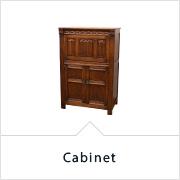 ケントストア・アンティーク家具のキャビネット