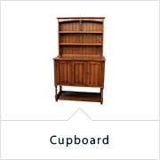 アンティーク家具ディスプレイアイテム カフェ・レストランファニチャー カップボード