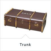 アンティーク家具ディスプレイアイテム トランク