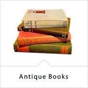 アンティーク家具ディスプレイアイテム 洋書
