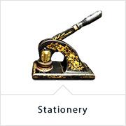 アンティーク家具ディスプレイアイテム ステーショナリー