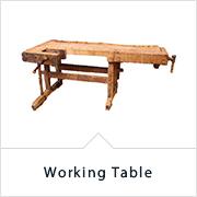 アンティーク家具ショップファニチャー ファクトリーファニチャー ワーキングテーブル