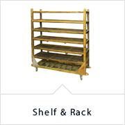 アンティーク家具ショップファニチャー ファクトリーファニチャー シェルフ&ラック