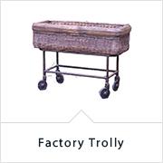 アンティーク家具ショップファニチャー ファクトリーファニチャー ファクトリートローリー