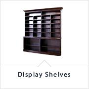 アンティーク家具ショップファニチャー ファッション ストアファニチャー ディスプレイシェルフ