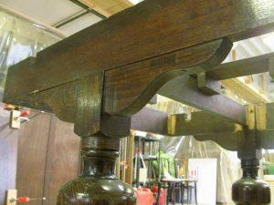 ケントストアKENTSTORE静岡工場アンティーク家具の修理