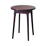 天板が木製のパブテーブル
