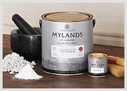 マイランズ社の塗料カラーズオブロンドン