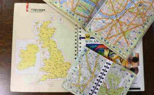 ケントストアの書籍・地図